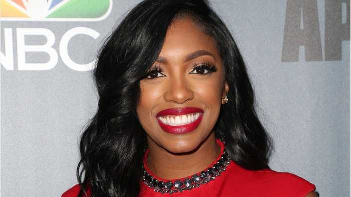 Real Housewives Star Porsha Williams Celebrates Arrival Of New Baby