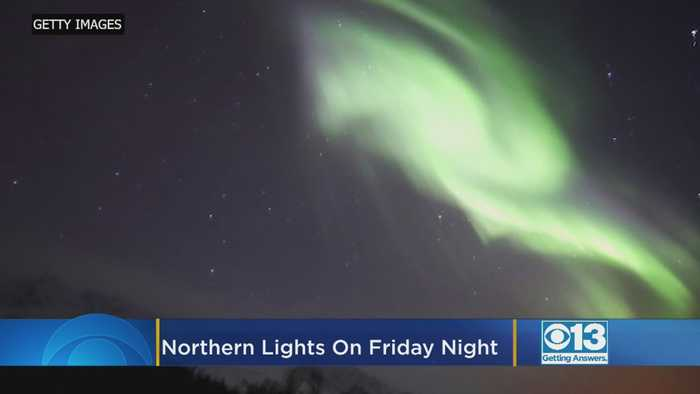 A Geostorm Will Give Residents In The Northern Us, Canada Rare Chance To See Aurora Borealis
