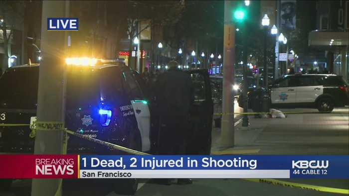 1 Dead In Quadruple-Shooting On Fillmore Street In San Francisco
