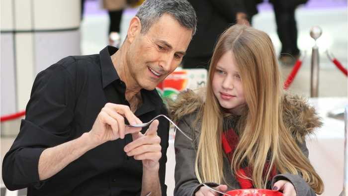 Uri Geller Wants to Stop Brexit With Telepathy