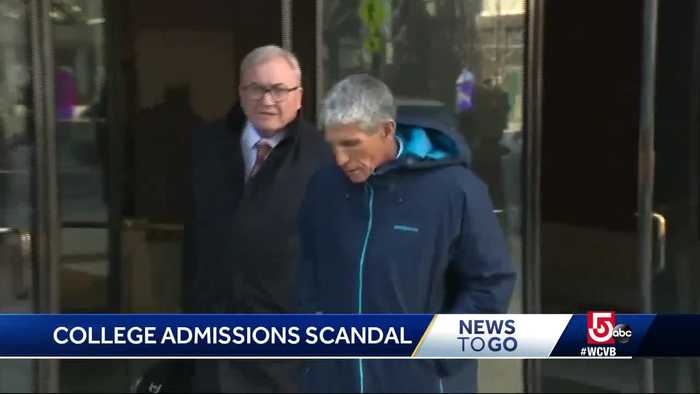 Suspects in college admisison scandal headed to court