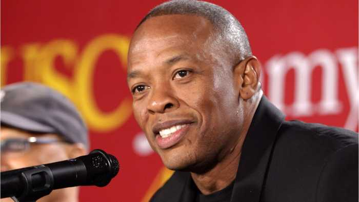 Dr. Dre Brags About Daughter's College Acceptance