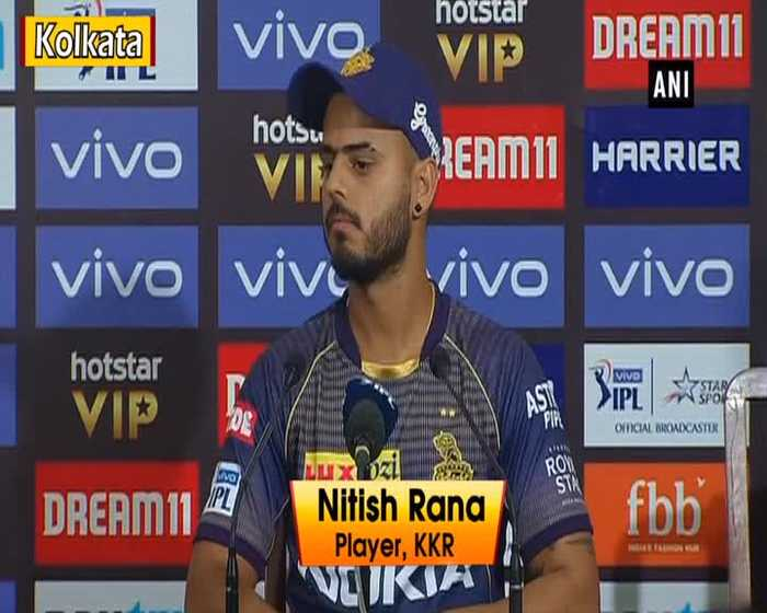 KKR has always trusted Andre Russell says Nitish Rana