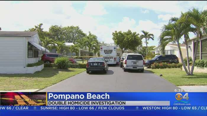 Canadian Couple Found Dead At Pompano Beach Mobile Home Part