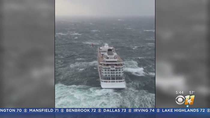 Norway Cruise Ship Reaches Port After Helicopter Evacuations