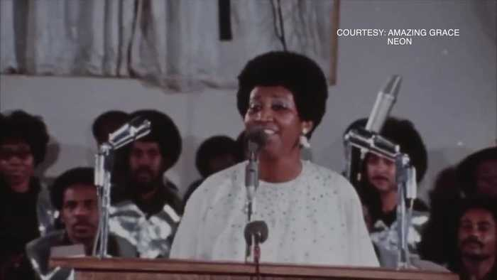 'I got very emotional': Aretha Franklin's family talks 'Amazing Grace' film ahead of premiere