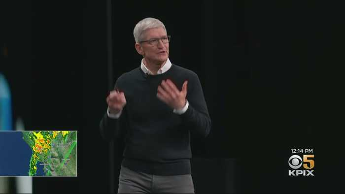 APPLE STREAMING AND NEWS: Apple unveils its upgraded streaming service and news service
