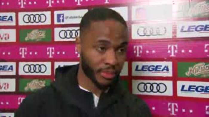 Sterling calls for action on racism