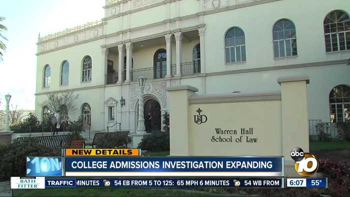 USD, other schools face Dept. of Education probe