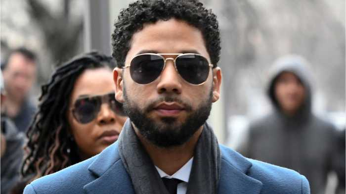 Prosecutors Drop Charges Against 'Empire' Actor Jussie Smollett