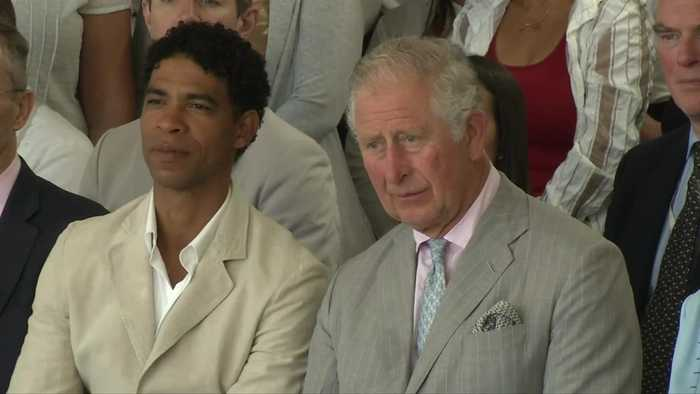 Ballet, Old Havana tour for Prince Charles on historic Cuba trip
