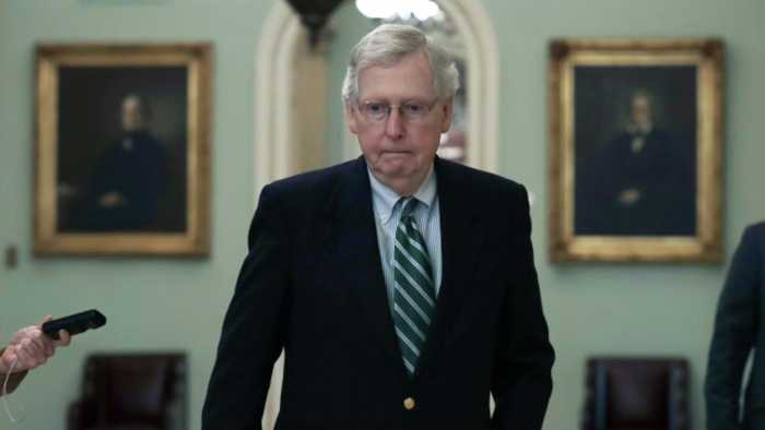 McConnell Blocks Resolution to Make Mueller's Report Public