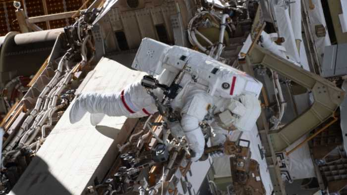 NASA Scraps First All-Female Spacewalk Over Spacesuit Issue