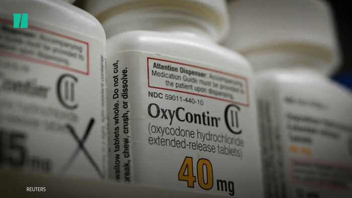 OxyContin Maker Settles Lawsuit With Oklahoma