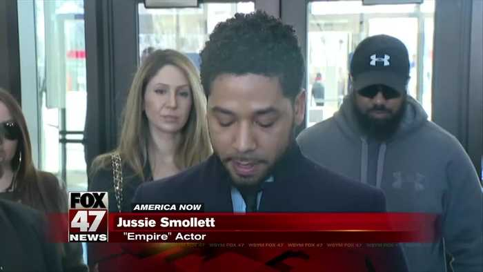Jussie Smollett: Charges dropped against Empire actor