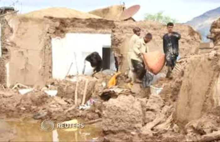 Afghanistan floods kill 17, worsen already desperate situation