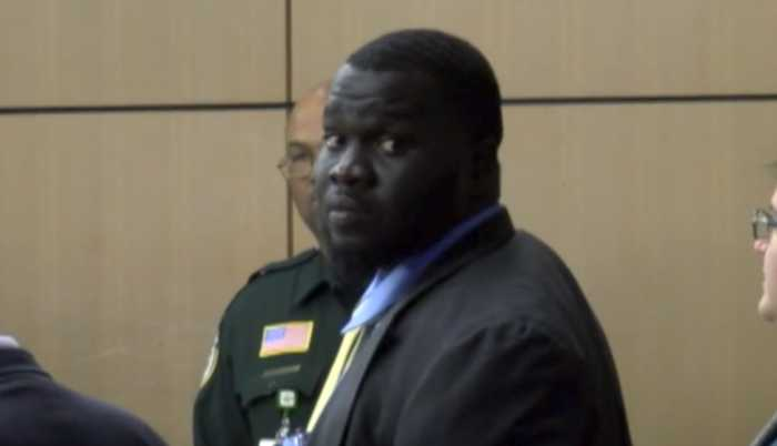 Lex Eugene convicted of killing child during police chase in Boynton Beach sentenced to 30 years in prison