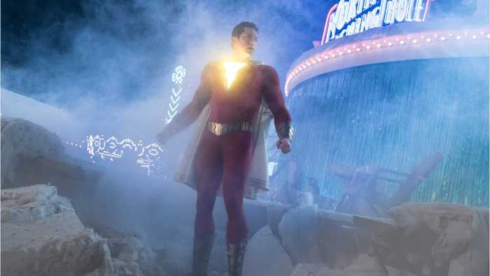 Shazam Has Magical Start At The Box Office