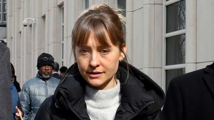 Allison Mack Pleads Guilty In Alleged 'Sex Cult' Case