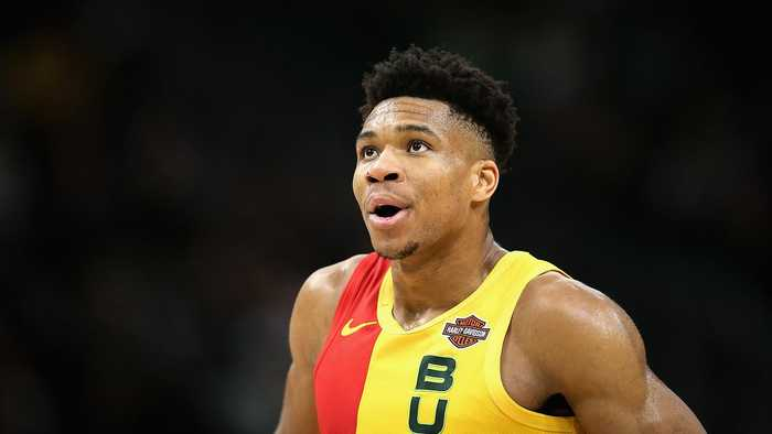 Giannis Antetokounmpo Turns Down 'Space Jam 2': 'I Don't Like Being Hollywood'