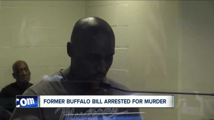 Ex-Buffalo Bills running back Wood charged in murder of 5-year-old
