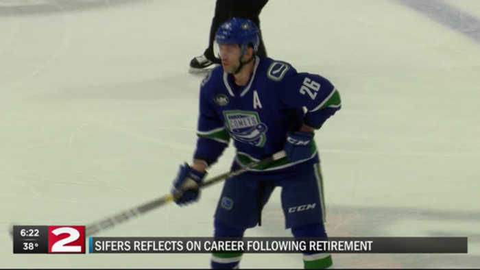 Sifers proud to end career as a Comet