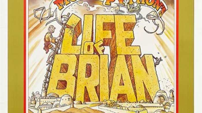 Monty Python's 'Life of Brian' Is Having It's 40th Anniversary