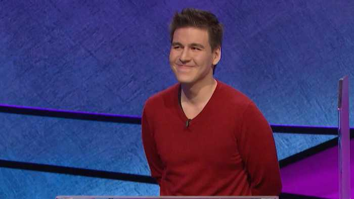 'Jeopardy' Contestant James Holzhauer Continues To Break Records