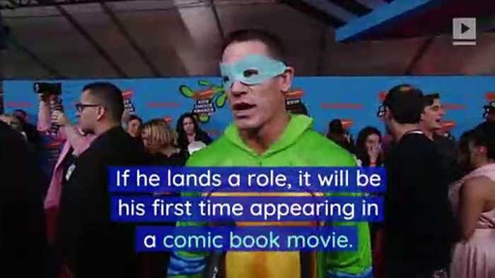 John Cena in Talks to Join 'Suicide Squad' Sequel