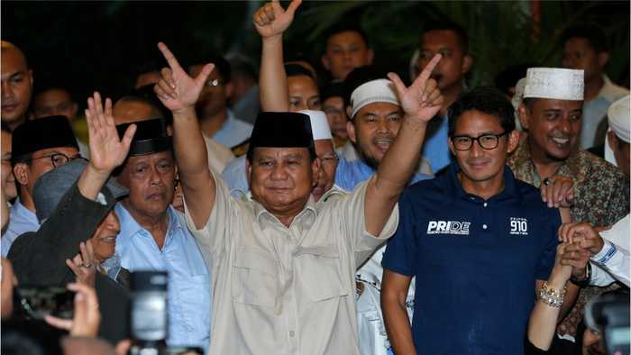 Indonesian Presidential Challenger Alleges Widespread Election Cheating