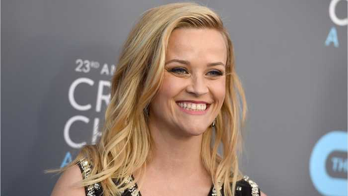 Reese Witherspoon On Earning Her Gray Hair