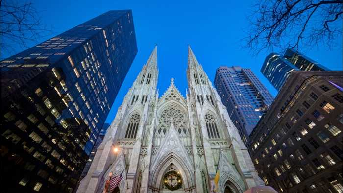Man Arrested After Entering New York Cathedral With Gas Cans, Lighters
