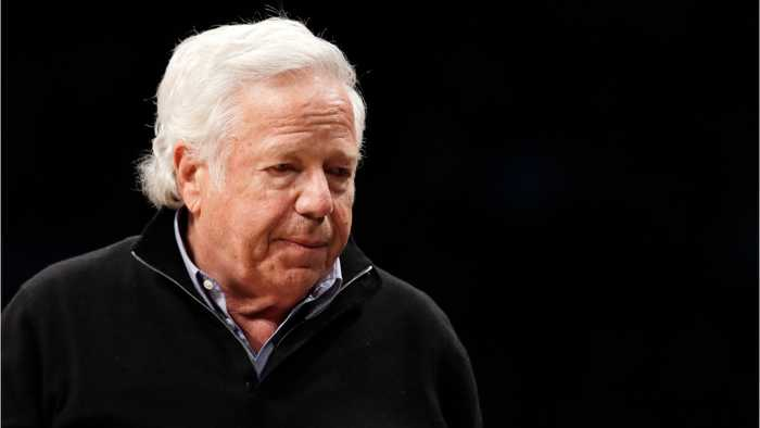 Robert Kraft's Video Showing Him Receiving Sexual Acts Gets Protected