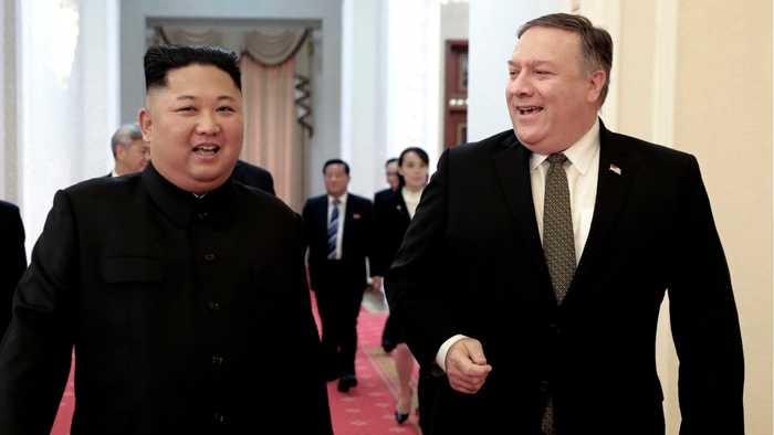 North Korea Says It Will No Longer Deal With U.S. Secretary Of State Pompeo