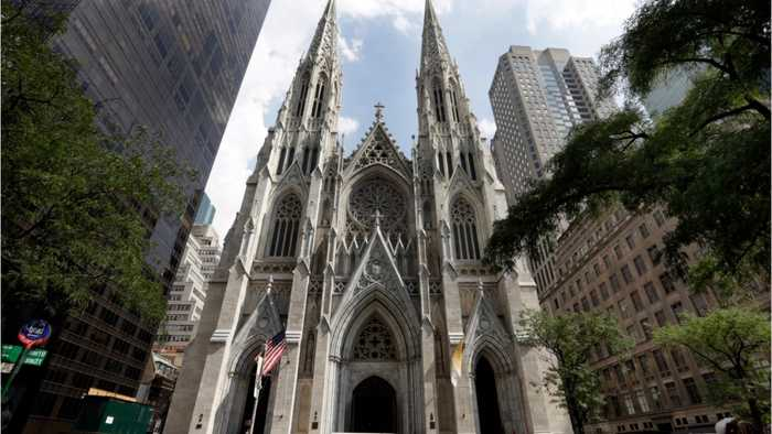 Man Apprehended After Walking Into New York Cathedral With Gas Cans & Lighters