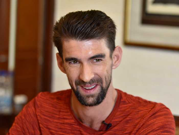 To Save Water, Michael Phelps Wants You to 'Use Common Sense'