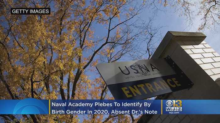 Transgender Naval Academy Plebes Will Have To Identify By Birth Gender Starting In 2020, Unless They Have A Doctor's Note