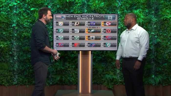 Dave Dameshek, Maurice Jones-Drew predict three huge upsets on New England Patriots' 2019 schedule