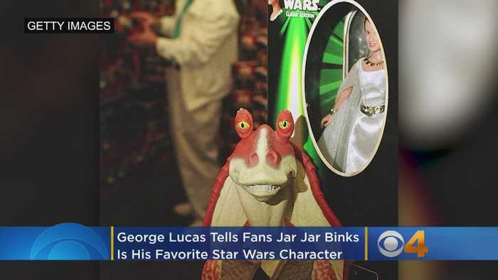 George Lucas Stuns Fans By Revealing His Favorite 'Star Wars' Character