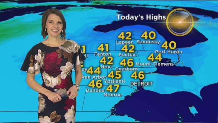 First Forecast Weather April 19, 2019 (Today)