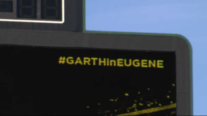 Garth Brooks to perform in Eugene