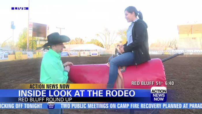 Red Bluff Round up coming to town pt 4