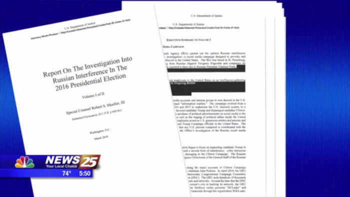Mississippi national lawmakers weigh in on Mueller Report