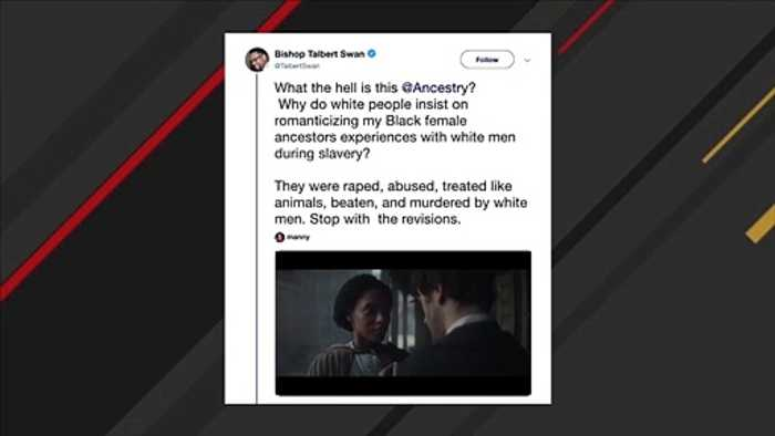 Ancestry.com Pulls Ad Following Criticism That It Whitewashes Slavery