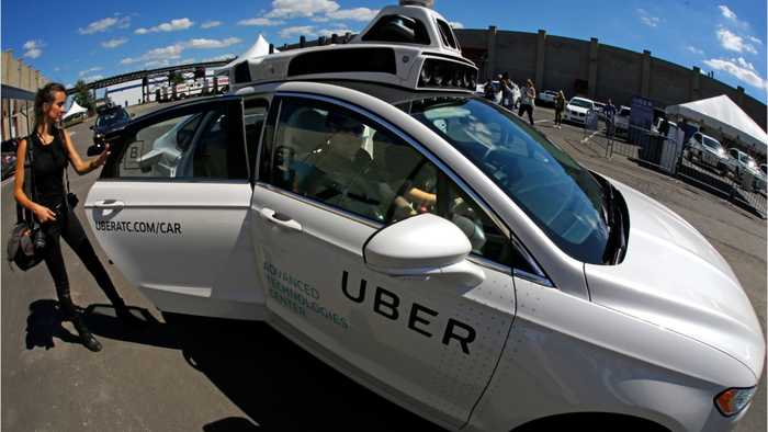 Uber Has Raised $1 Billion For Its Self-Driving Unit