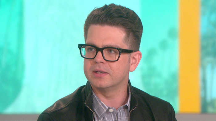 The Talk - Jack Osbourne on Selma Blair Reaching Out Prior to Going Public with MS