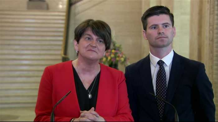 Murder inquiry launched over N.Ireland shooting, politicians condemn attack
