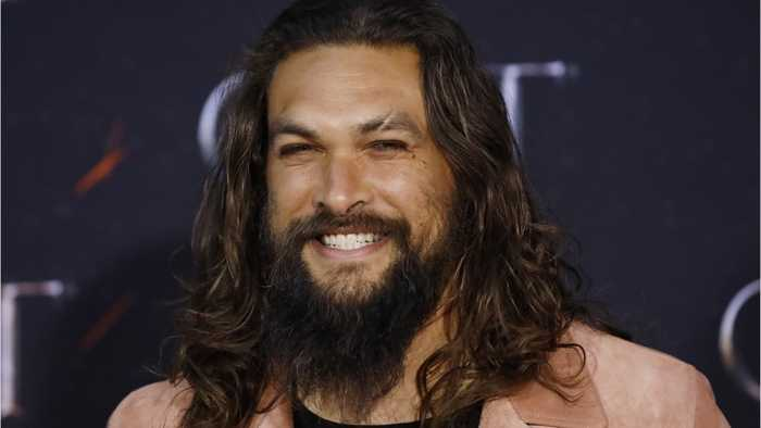 Jason Momoa Shaves Beard To Inspire Change