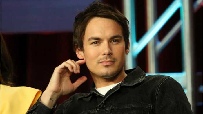 Star Of 'Pretty Little Liars' Tyler Blackburn Reveals He's Bisexual
