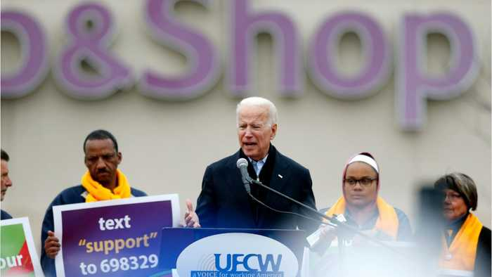 Joe Biden Is Running For President